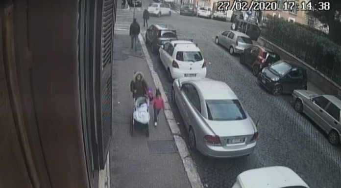 Hrvatica (25) ostavila bebu na ulici u Rimu i otišla na vlak za Njemačku