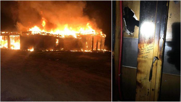 Biblijski stihovi zaustavili požar u obiteljskoj kući