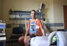 U bolnici je čekao novo srce, no jedna vježba ga je ozdravila