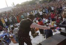 20 vjernika poginulo u stampedu