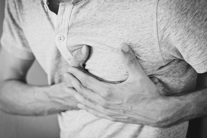 Glavni znakovi srčanog udara