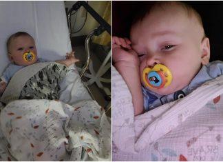 """""""COVID-19 nije šala"""": Očajni apel majke nakon što se zarazila njezina beba"""