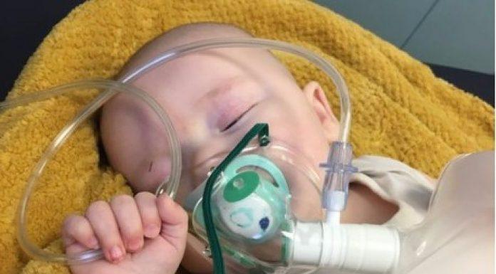 Otac objavio fotografiju bebe s upalom pluća testirane na koronavirus