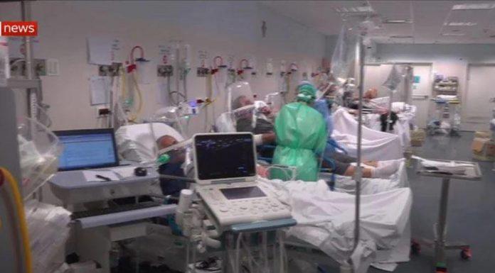 Novinar ušao u bolnicu u Bergamu i snimio zastrašujuće prizore