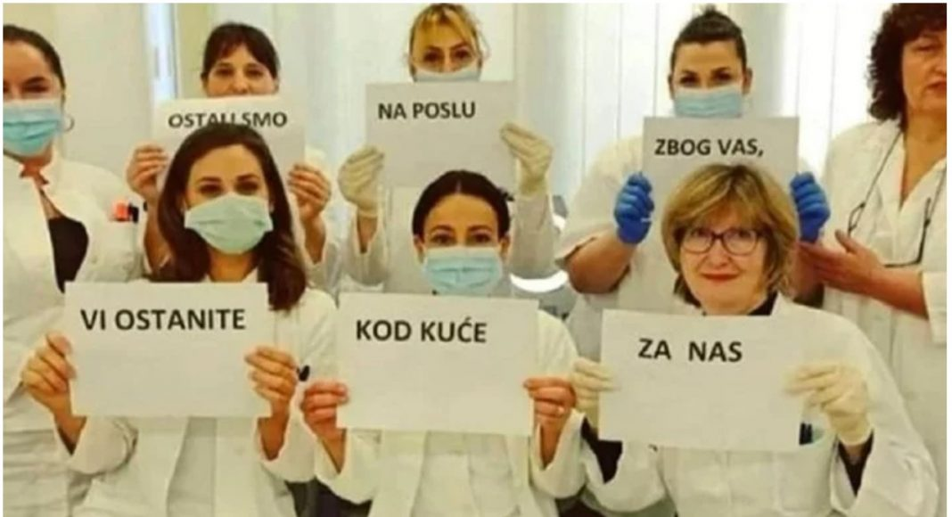 Doktorice iz Dubrave objavile sliku apela, podijelio ju je i ministar Beroš