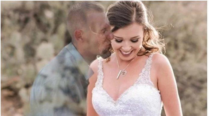 Objavila je fotke vjenčanja sa zaručnikom koji nije živ i svima uputila važnu poruku