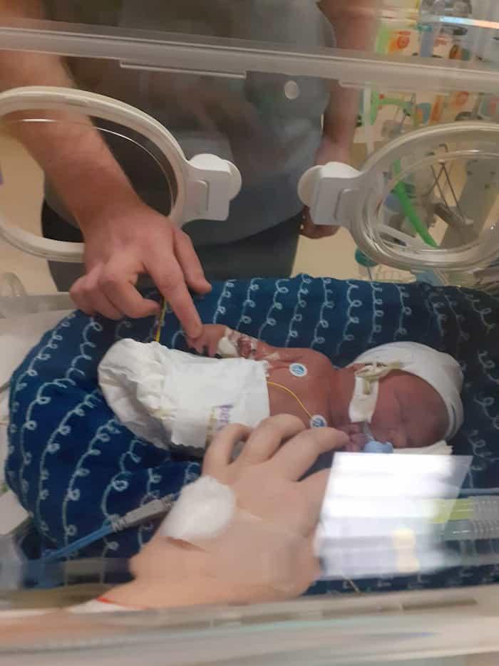Novorođenče preminulo nakon krštenja 1