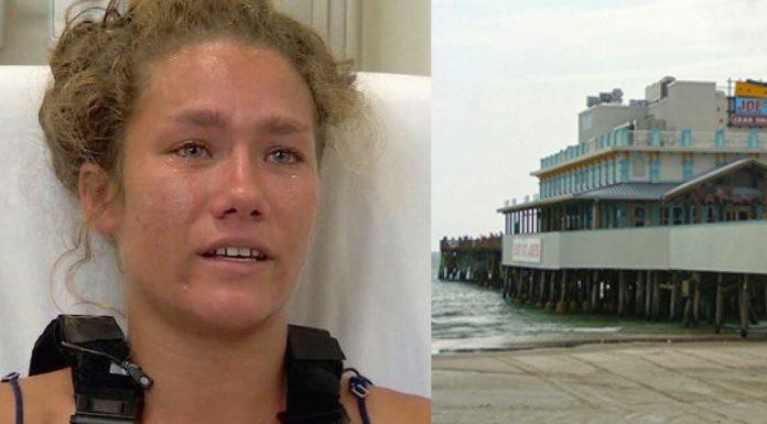 Mlada konobarica slomila kralježnicu dok je pokušavala spasiti dječaka od utapanja