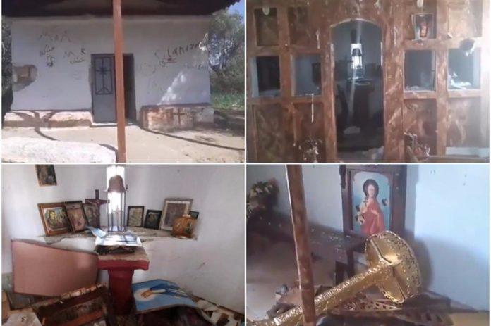 Migranti uništili crkvu u Grčkoj, ostavili kaos iza sebe !!