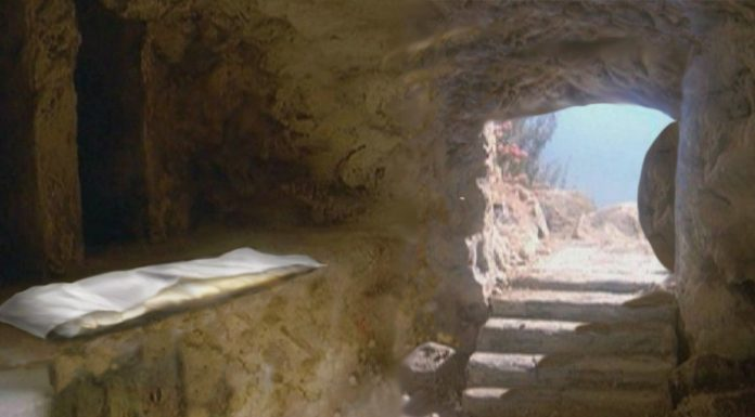 Misteriozan natpis iz Nazareta dokaz Isusovog uskrsnuća