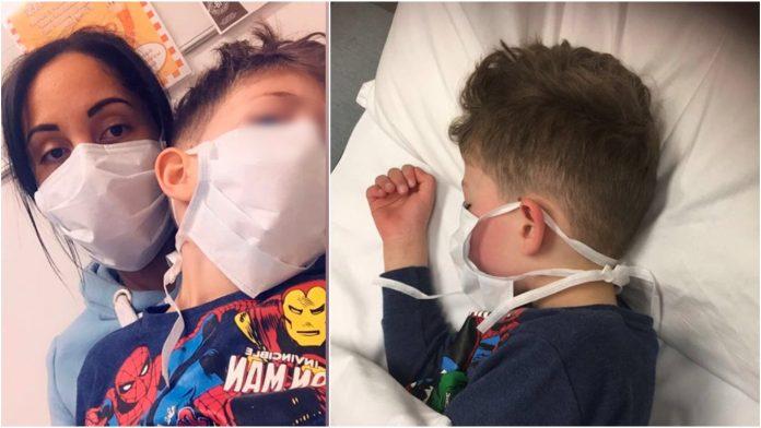 Mama, hoću li umrijeti?, pitao me petogodišnji sin koji se zarazio virusom