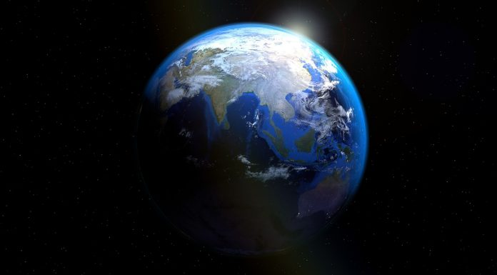 NASA objavila fotografije iz svemira, Kina više nije ista