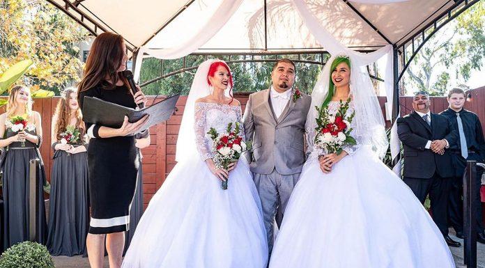 Oženio je dvije žene, a svoju vezu smatraju normalnom