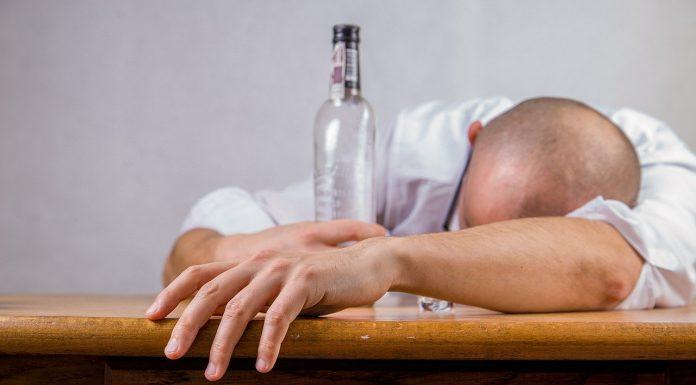 Utjecaj alkohola na tijelo