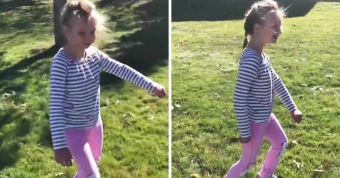 Djevojčica (11) s cerebralnom paralizom napokon može samostalno hodati
