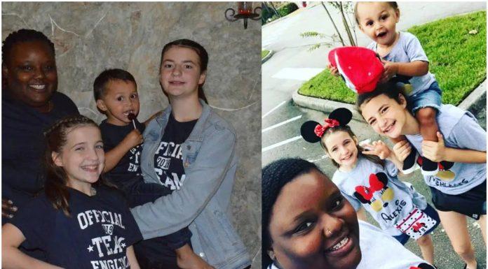 Crnkinja, koja je posvojila troje bijele djece, se iznenadila kada je čula što je ljudi ispituju