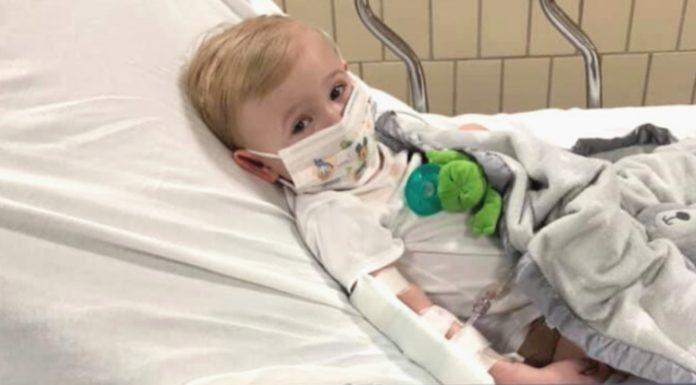 Dječak se bori s koronavirusom dva tjedna - ne može se riješiti visoke temperature