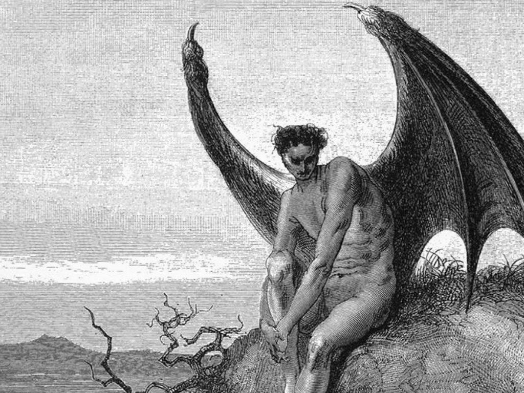 Kako je Lucifer pao i postao Sotona 1