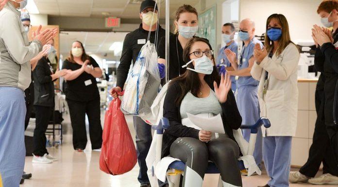 Rodila je dok je bila na respiratoru, a sada je pobijedila koronu
