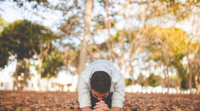 Molba za oproštenje grijeha