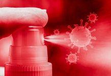 Znanstvenici razvili sprej koji štiti površine od virusa 90 dana