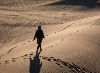 Bog hoda s tobom i onda kada ga ne vidiš