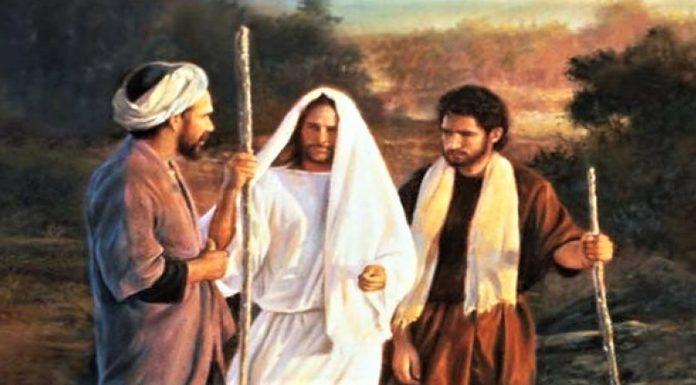 Nismo sami na putu života: Uskrsli Gospodin hoda s nama