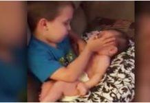 Dali su bebu u ruke starijeg brata, nisu imali pojma što će se dogoditi