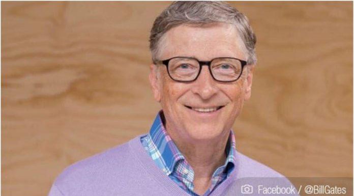 Bill Gates antikrist