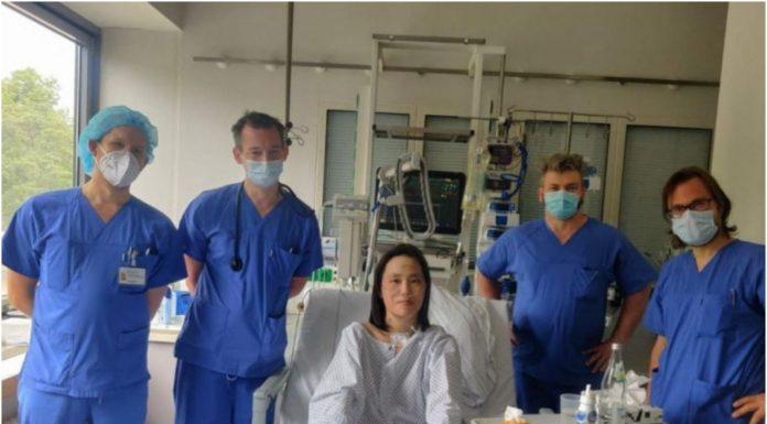 Vjernici su molili i postili - nakon 77 dana je ozdravila od koronavirusa