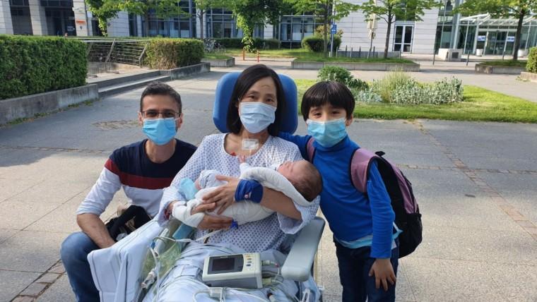Majka nakon 77 dana ozdravila od koronavirusa