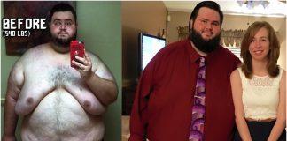 Mladoženja izgubio preko 140 kg prije svog vjenčanja