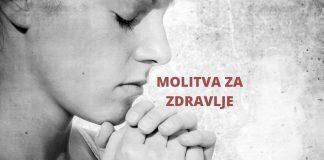 Molitva za zdravlje obitelji, djeteta i prijatelja