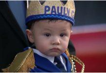 Cijeli grad proslavio prvi rođendan dječaka kojemu su ubili roditelje