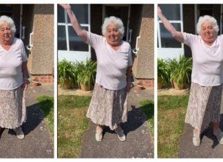 Rasplesana baka postala hit na internetu