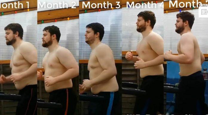 Svakodnevno trčanje 9 mjeseci