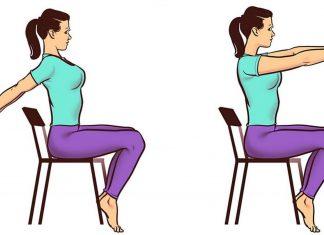 Jednostavna vježba za vrat