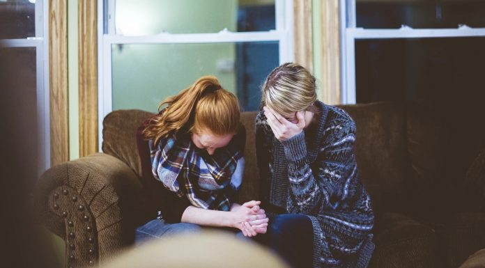 Molitva za prijatelja koji pati