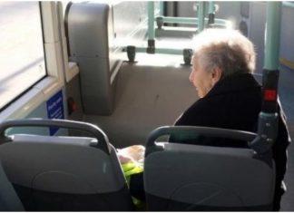 Baka posramila umišljenu djevojku u autobusu