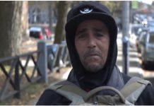 Beskućnik pronašao novac na ulici i vratio ga bogatoj vlasnici