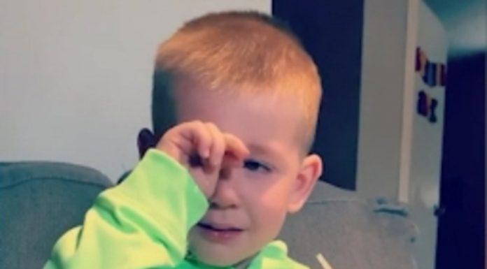 Dječakove suze rastopile svijet