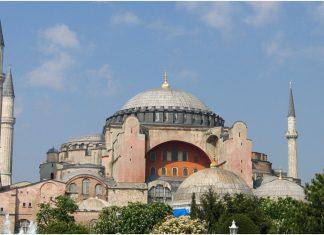 Aja Sofija: Izvorno kršćanska crkva bi mogla postati džamija