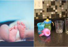 Majka slučajno dala antifriz svojoj bebi te ju poslala ocu