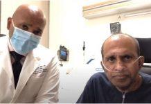 Liječnik se pomolio za pacijenta u komi
