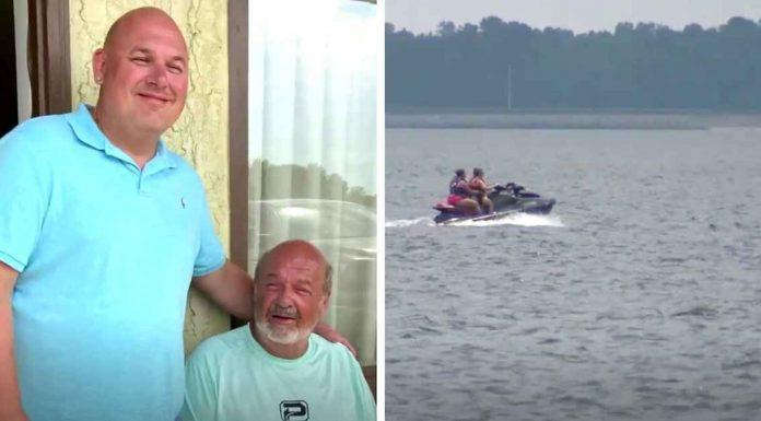 Otac i sin dijele svjedočanstvo nakon što su proveli 12 sati u vodi