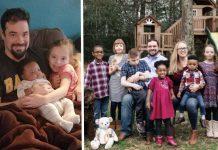 Par posvojio petero braće i sestara iz različitih domova