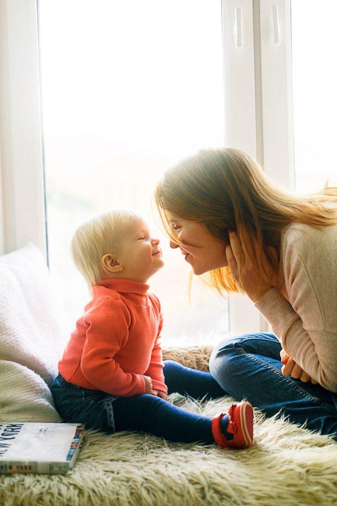 Odnos majke i sina 1