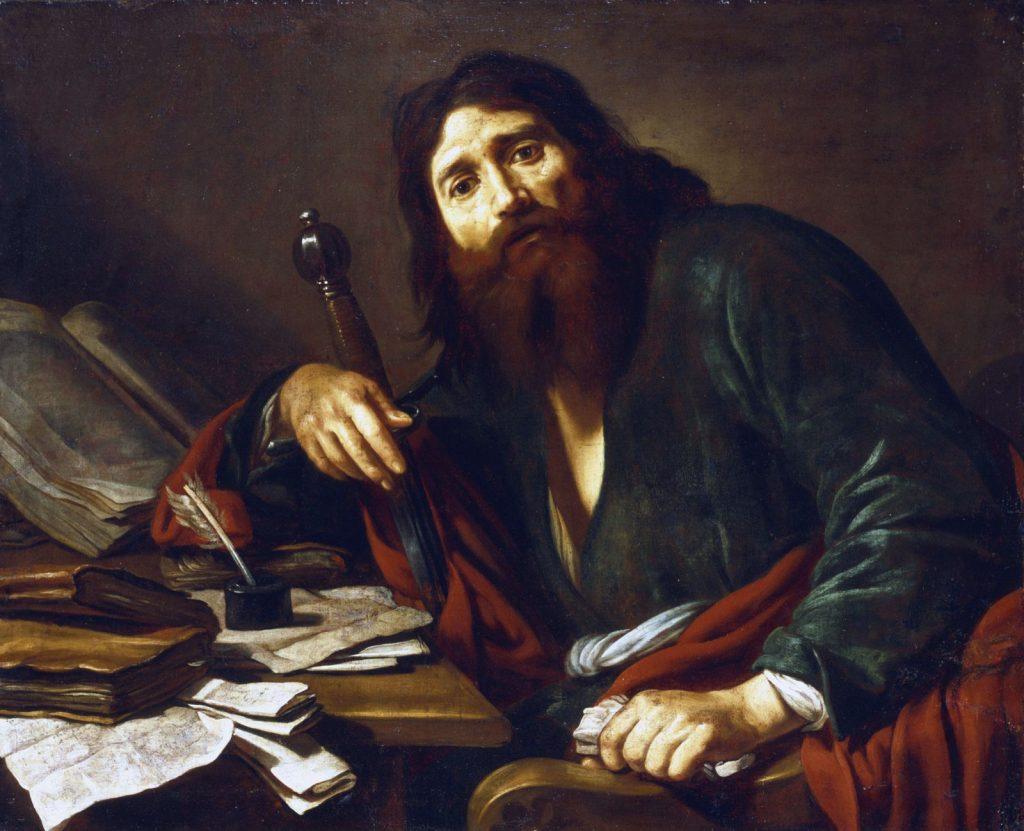 Apostol Pavao život