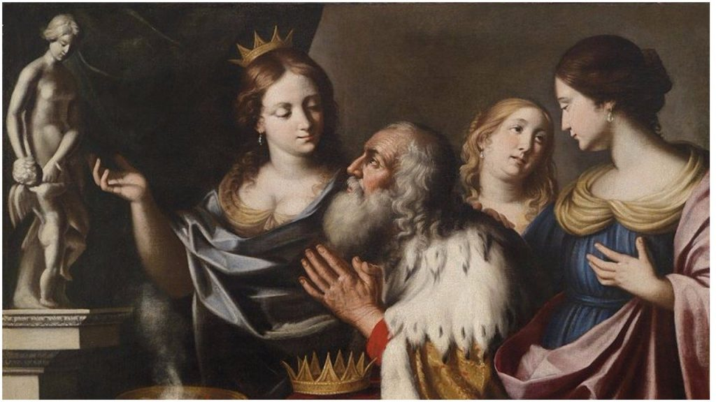 Salomon i njegove žene