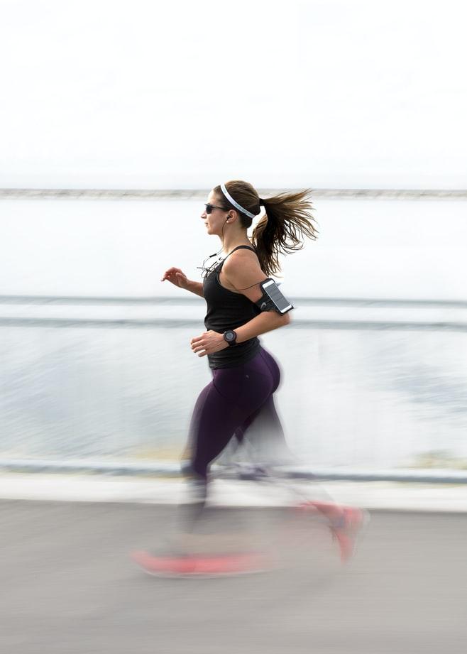 Trčanje utječe na zdravlje